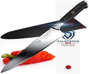 DALSTRONG Chef Knife – Shogun Series Gyuto – VG10 – 9.5″ Review