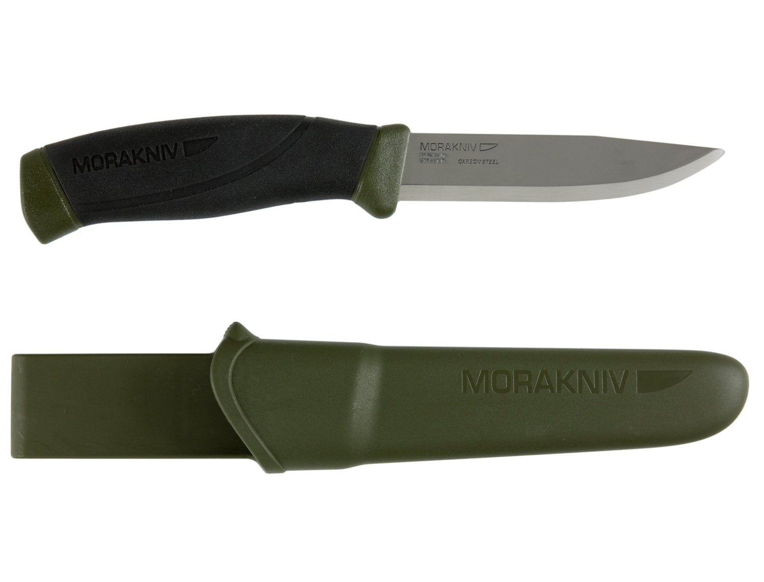 Morakniv Companion Carbon MG Knife
