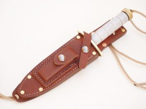 survival knife sheath